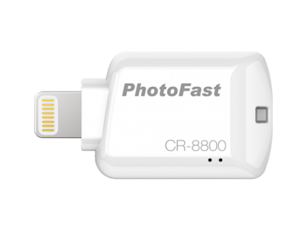 NEW Addlink R30 iOS Card Reader Lightning Apple iPhone + 32GB Micro SD SDHC/SDXC