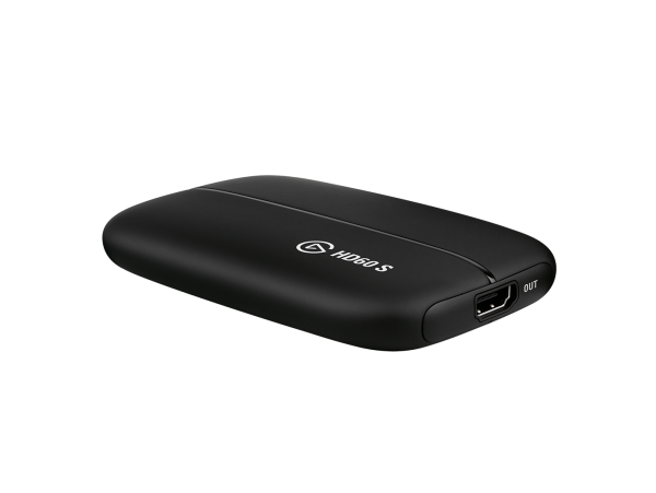 Elgato Game Capture HD60 S 1080p Recorder PlayStation Xbox TWITCH Stream HDMI