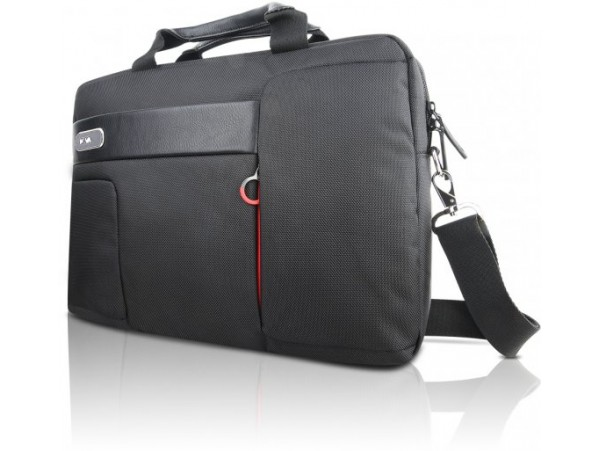 "Lenovo 15.6"" Laptop Classic Topload Bag by NAVA Black Tablet Notebook GX40M52027"