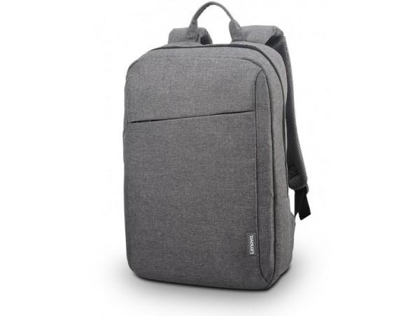 Lenovo 15.6 inch Laptop Backpack B210 Grey Bag Case Tablet Notebook GX40Q17227