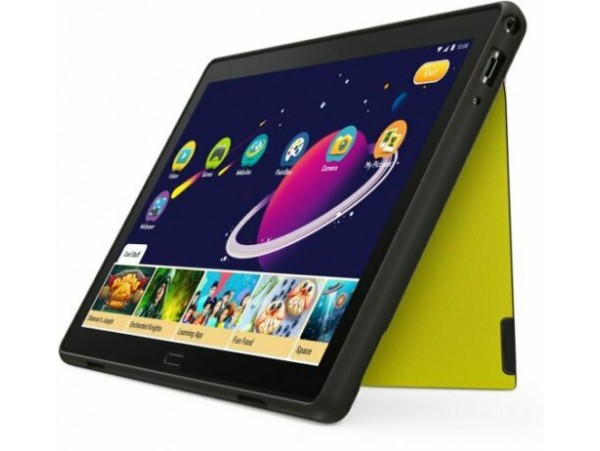 Lenovo Tab M10 Kid Pack Bumper Case Black Film Screen Protector Cover ZG38C02623