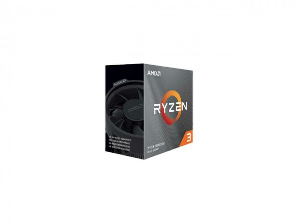 AMD Ryzen 3 3100 3.6GHz Quad-Core CPU 16MB Cache Processor AM4 Socket 65W BOX
