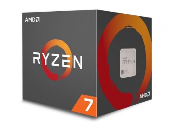 AMD RYZEN 7 1800X Zen Eight-Core 3.6GHz Socket AM4 95W Desktop CPU Processor BOX