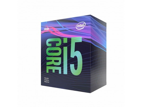 Intel Core i5 9500F 3.0GHz 9M Cache 6-Core CPU Processor LGA1151 BOX NO Graphics