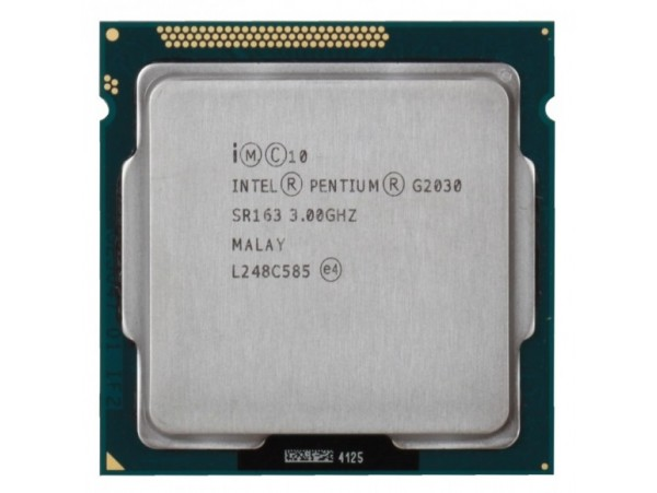 Intel Pentium G2030 Dual-Core 3.00GHz 3M Cash CPU Processor SR163 LGA1155 Tray