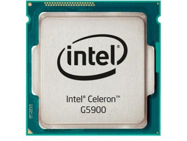 TRAY NEW Intel Celeron G5900 3.4GHz 2M Cache Dual-Core CPU Processor LGA1200 58W
