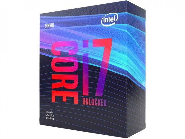 Intel Core i7 9700KF 3.6Ghz 12MB Cache 8-Core CPU Processor LGA1151 SRG16 BOX