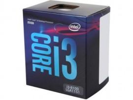 Intel Core i3 8100 3.60GHz 6M Cache Quad-Core CPU Processor SR3N5 LGA1151 BOX