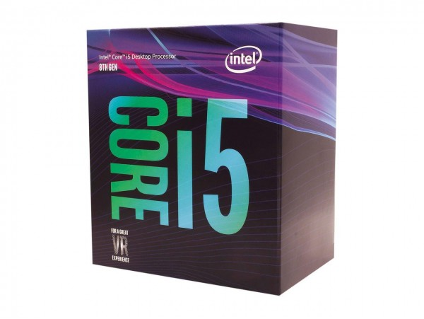 Intel Core i5 8600 3.10GHz 9M Cache 6-Core CPU Processor SR3X0 LGA1151 65W BOX