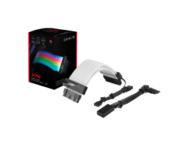 ADATA XPG PRIME ARGB lighting effect EXTENSION CABLE Motherboard 24pin connector