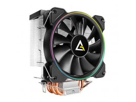 Antec A400 RGB CPU Cooler Colorful Heatsink FAN Intel LGA1150/1151/2066 AMD AM4