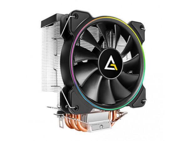 Antec A400 RGB CPU Cooler Colorful Heatsink FAN Intel LGA1150/1151/2066 AMD AM4