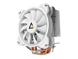 Antec C400 Glacial WHITE CPU Cooler Heatsink FAN Intel LGA1150/1151/2066 AMD AM4