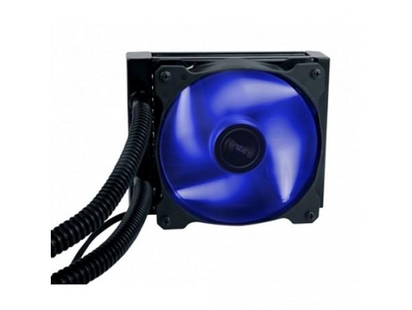 ANTEC H600 PRO LIQUID CPU Water COOLER FAN BlueLED Intel 1150/1151/1155/2011/AMD