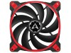 Arctic Bionix F140 Gaming Fan PWM PST Red Case Cooling 4-pin 1800RPM ACFAN00095A