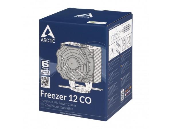 Arctic Cooling Freezer 12 CO CPU Cooler Intel Socket 1150 1151 1155 2011 2066