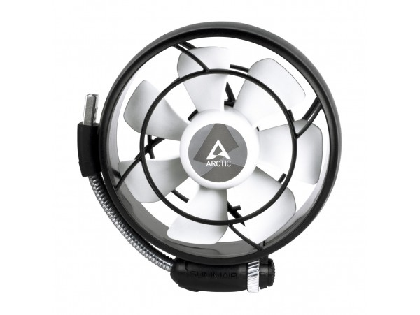 Arctic Summair Light Mobile USB Cooling Fan Laptop Travelling Size AEBRZ00018A