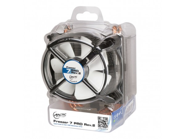 Arctic Cooling Freezer 7 Pro Rev 2 Heatsink Cooler AMD Intel DCACO-FP701-CS