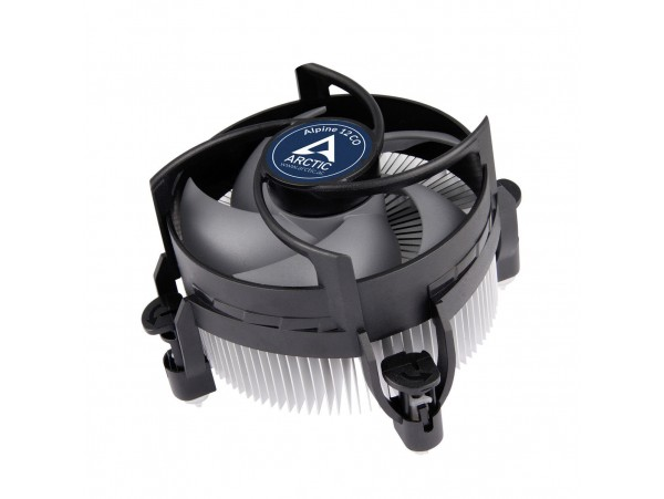 Arctic Alpine 12 CO Compact CPU FAN Heatsink Cooler Intel LGA1151/1150/1155/1156