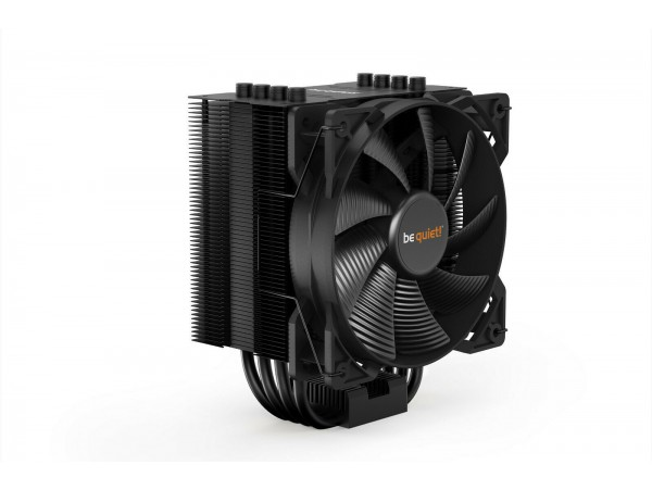 be quiet! Pure Rock 2 Black CPU Cooling Heatsink FAN LGA1151/1200/2011 AMD AM4