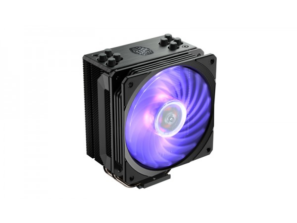 Cooler Master Hyper 212 RGB Black Edition Heatsink CPU Cooler LGA1150/1151/2066