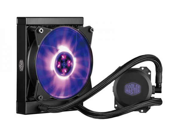 COOLER MASTER MasterLiquid ML120L RGB CPU Liquid Cooler Intel LGA1151/2066 AMD