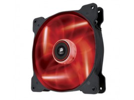 Corsair AF140 Fan LED Color RED Quiet Edition High Airflow 140mm 1200RPM 3-pin