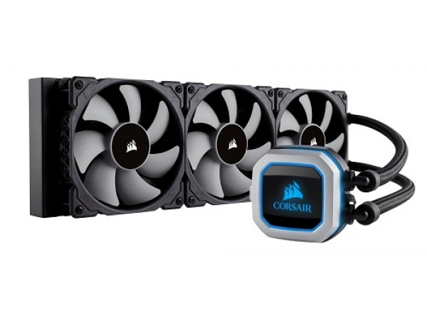 Corsair Hydro H150i PRO RGB 360mm Liquid CPU Cooler Socket 1150 1151 2011 2066