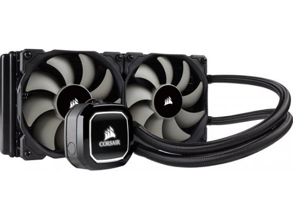 Corsair Hydro H100x Water Liquid CPU Cooler LGA1150/1151/2011/2066 AMD AM4 AM3