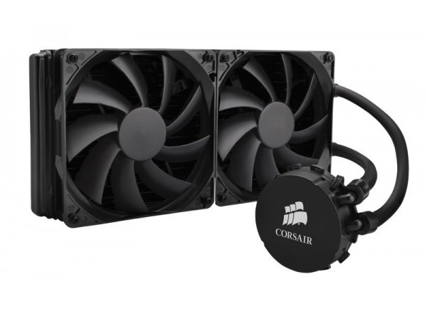 Corsair Hydro H110 280mm Extreme Liquid CPU Cooler LGA 1150 1155 1156 1366 2011