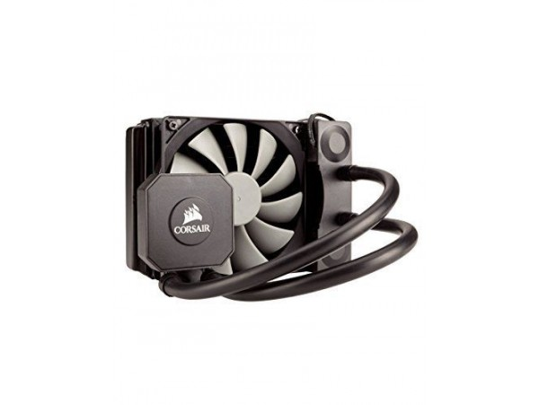 Corsair Hydro H45 Liquid CPU Cooler AMD AM3 Intel LGA 1150 1155 1156 1151 2011