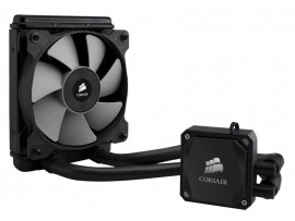 Corsair Hydro H60 Liquid CPU Cooler AMD AM3 Intel LGA 1150 1155 1156 1366 2011