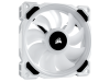 Corsair LL120 RGB 120mm Dual Light Loop RGB LED PWM CONTROL Fan White 2200RPM