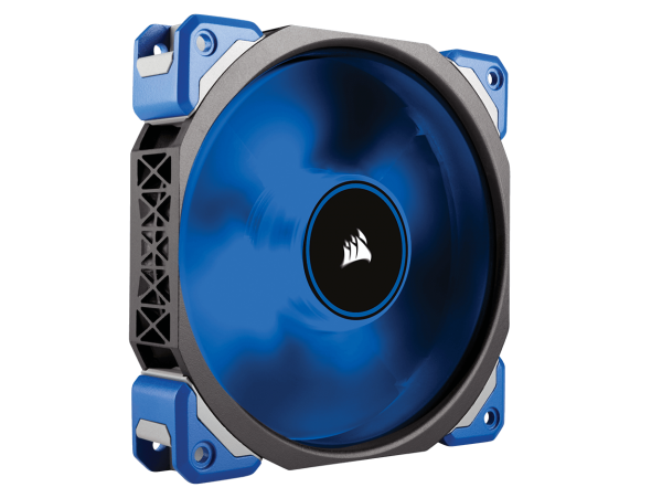 Corsair ML140 PRO Fan LED Color BLUE PWM Magnetic Levitation 140mm 2000RPM 4-pin