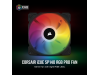 Corsair iCUE SP140 RGB PRO 140mm Cooling Case Dual Fan Kit Lighting Node CORE