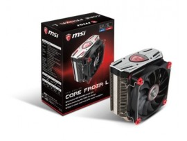 MSI CORE FROZR L CPU Heatsink Cooler FAN Intel 775/1150/1151/1155/1156/2011/AMD