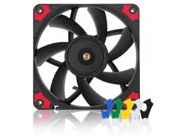 Noctua NF-A12x15 PWM Chromax.black.swap 1850RPM 120MM Case Cooling Fan 4pin pads