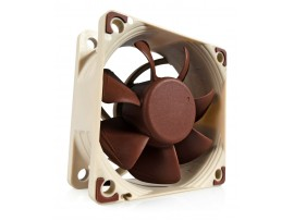 NEW Noctua NF-A6X25 FLX 60MM Case Fan 3-Pin 3 speed settings 1600/2400/3000 RPM