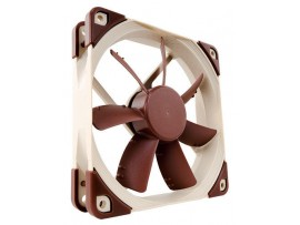 Noctua NF-S12A ULN 120MM Cooling Fan 800RPM Case Low-Noise Anti-vibration 3-Pin