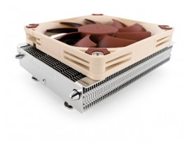NEW Noctua NH-L9A-AM4 CPU Cooler Heatsink FAN 65W Low-profile AMD AM4 CPU HTPC