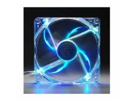 Xclio 256 Colour LED Quiet Case Fan 120mm with Smart Controller 1500 RPM Cooling