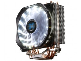 ZALMAN CNPS9X OPTIMA CPU Heatsink COOLER WHITE LED FAN Intel LGA 775/1151/AMD