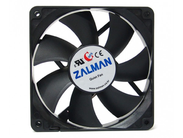 ZALMAN ZM-F3 120mm Silent Case FAN Silicone pin Vibration Sleeve Bearing 1800RPM
