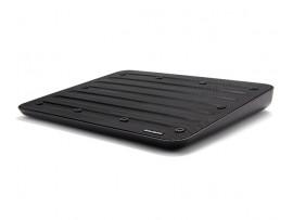 """ZALMAN ZM-NC3 Ultra Quiet Notebook Laptop Cooler BASE 112""""-17"""" USB Port 20mm FAN"""