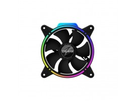 ZALMAN ZM-RFD120 120MM DUAL Spectrum RGB LED Cooling Case FAN 4-PIN CONNECTOR