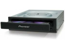 Pioneer DVR-S21WBK Black Internal DVD writer Burner DVD±RW x24 CD-ROM SATA Drive