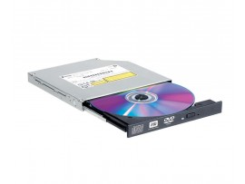LG GTC0N Ultra Slim DVD Writer DVD-RW X8 CD-RW X24 SATA Drive Laptop Notebook