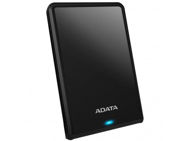 """ADATA HV620S BLACK 4TB 2.5"""" HDD 5400RPM Slim & Light External Hard Drive USB 3.1"""