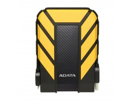 ADATA HD710 Pro Yellow External HDD 1TB IP68 Waterproof Shockproof Hard Drive