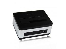 "NEW Agestar 31UBT7C Hard Drive Docking Station 2.5""/3.5"" Sata HDD USB 3.1 Type-C"